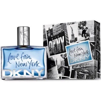 Donna Karan Love from New York for men 100 ml