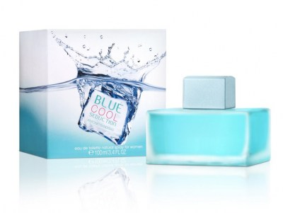 Antonio banderas Blue Cool Seduction for Women 100 ml