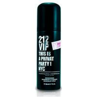 Дезодорант с феромонами Carolina Herrera 212 Vip Men Мужские 125мл