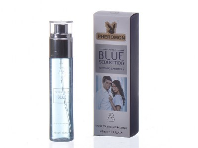 Духи с феромонами Antonio Banderas Blue Seduction 45ml (м)